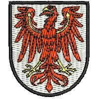 Wappen Brandenburg mini