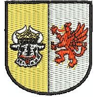Wappen Mecklenburg  Vorp. mini