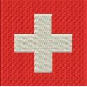 Flagge Schweiz midi