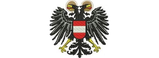 Wappen Länder Austria  (midi)