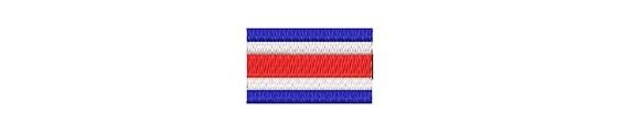 Flaggen Central America (mini)