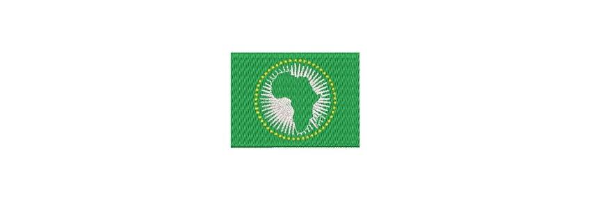 Flaggen Afrika (midi)